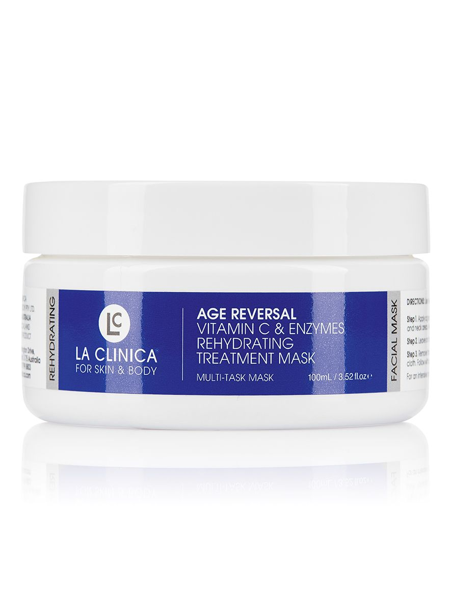 Age Reversal Vitamin C & Enzyme Rehydrating Treatment Mask