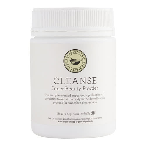 CLEANSE - THE BEAUTY CHEF