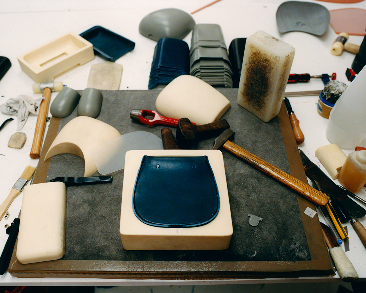THE MOLDED LEATHER ACCESSORIES