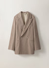 PEACK LAPEL JACKET