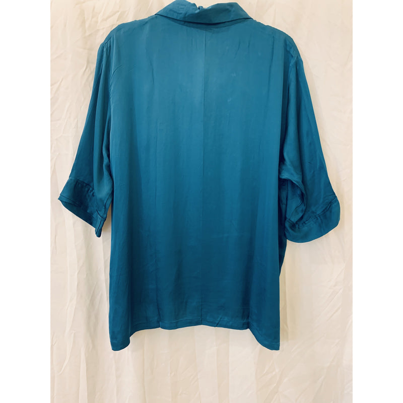 Timor Satin Top