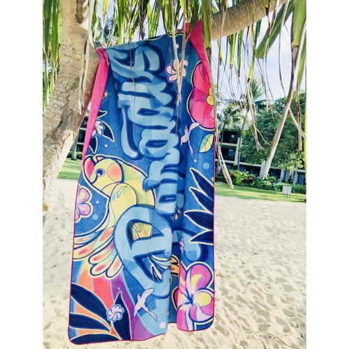 Surfer Towels in Various Designs