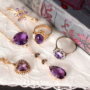 Semi Precious Gemstones: The Aesthetically Pleasing Amethyst