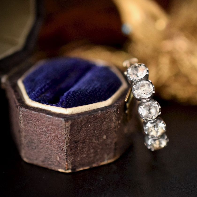 Antique Paste Jewellery: Are diamonds really a girls best friend?
