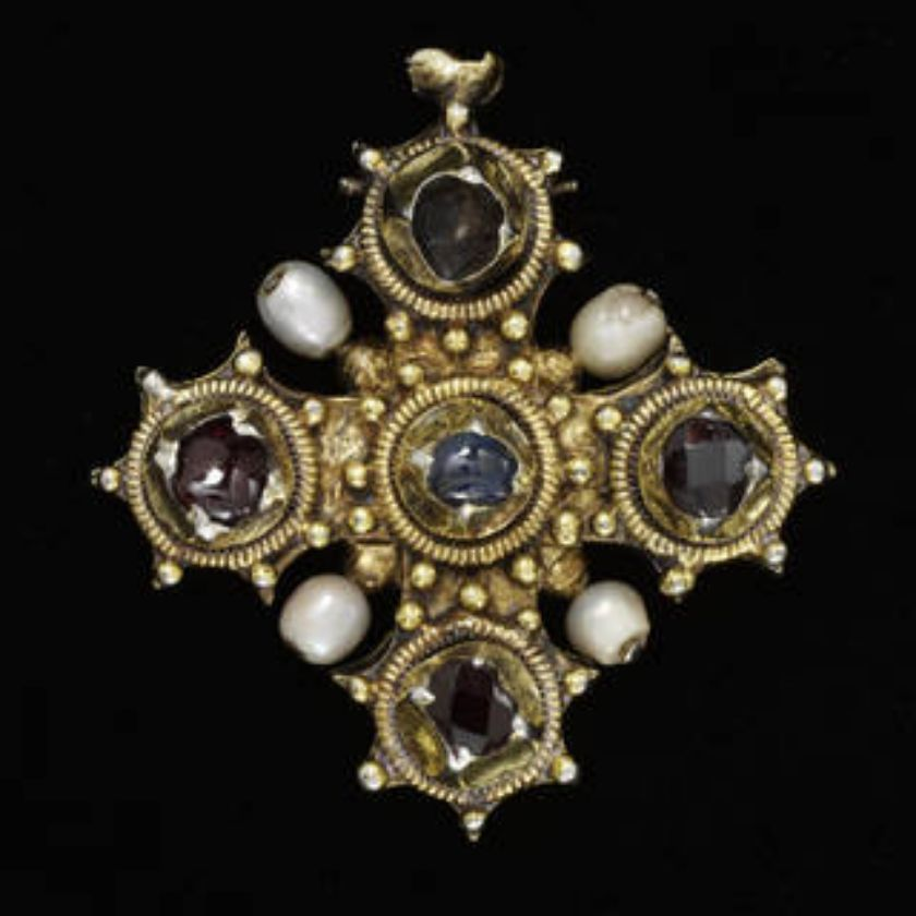 Medieval Period: Jewellery Production, Design & Influence 5th - 15th Century