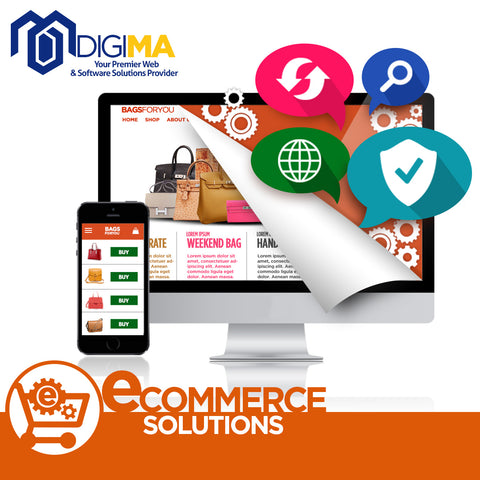 E-Commerce Website Development Service