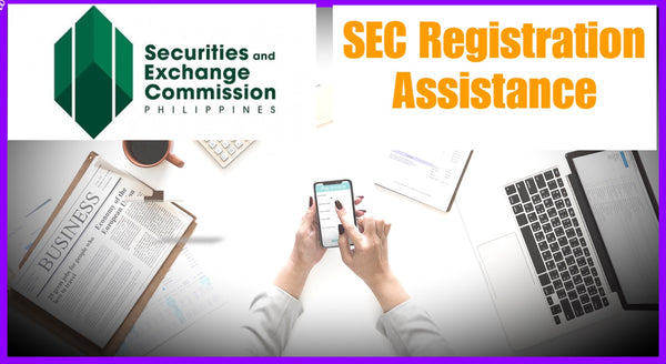 SEC & DTI Registration Assistance