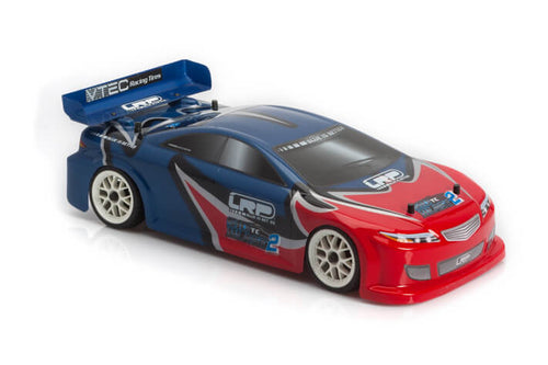LRP 120105 - S10 Blast TC 2 RTR 2.4GHz - 1 10 4WD Electric Touring Car