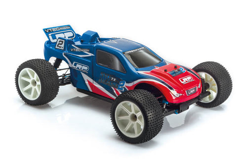 LRP 120502 - S10 Blast TX 2 RTR 2.4GHz - 1 10 4WD Electric Truggy_