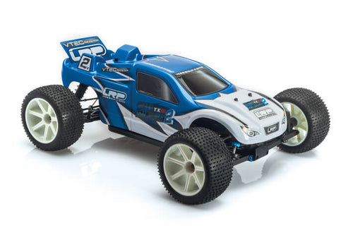 LRP 120503 - S10 Blast TX 2 Brushless RTR 2.4GHz - 1/10 4WD Electric Truggy