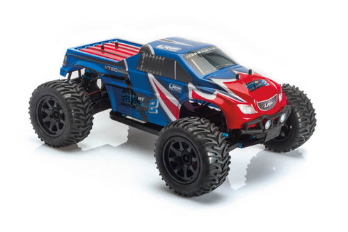 LRP 120802 - S10 Blast MT 2 RTR 2.4GHz - 1/10 4WD Electric Monstertruck