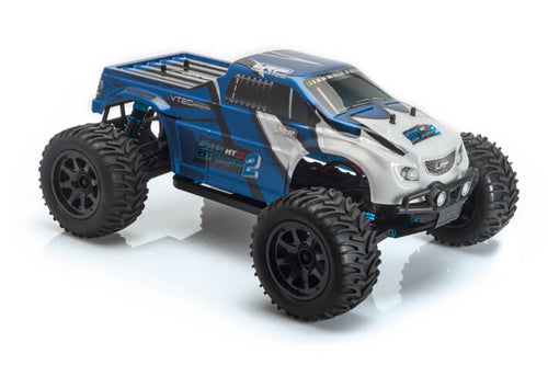 LRP 120803 - S10 Blast MT 2 Brushless RTR 2.4GHz - 1/10 4WD Electric Monstertruck