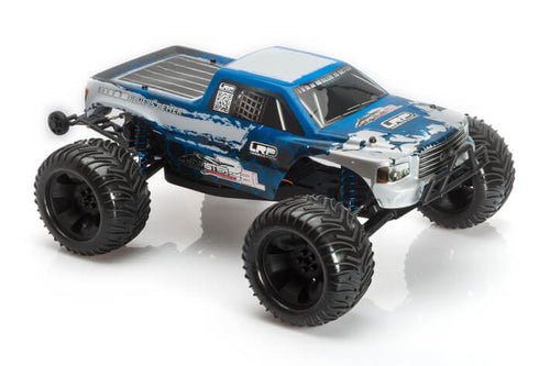 LRP 120812 - S10 Twister 2 MT Brushless 2.4Ghz RTR - 1/10 Electric 2WD Monster-Truck