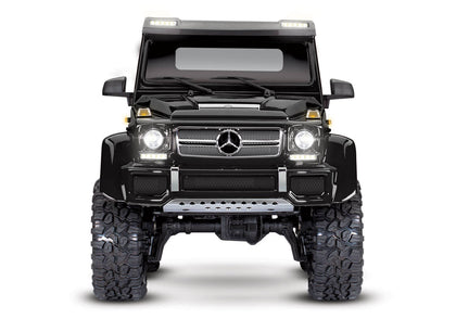 Traxxas 88096-4 TRX-6 Mercedes G63 AMG 6X6 Black w/o Battery