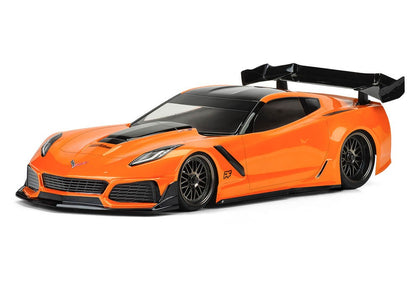 PROTOform Chevrolet Corvette ZR1 Clear Body for 190m TC 1563-25