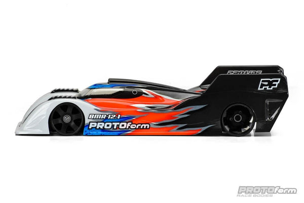 PROTOform BMR-12.1 PRO Light Weight Clear Body 1616-15