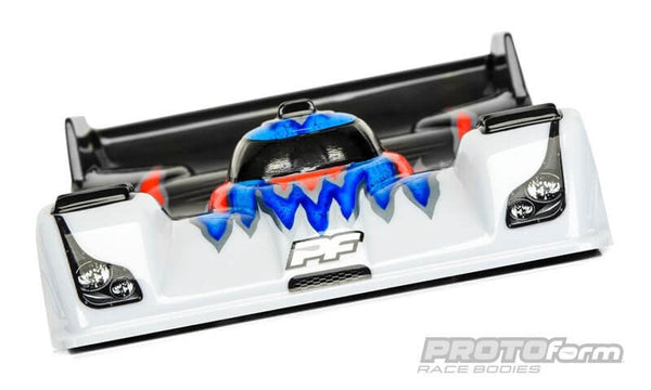 PROTOform BMR-12.1 Regular Weight Clear Body 1616-30