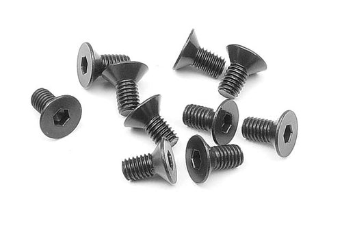 Xray 903306 Hex Screw SFH M3x6 (10)