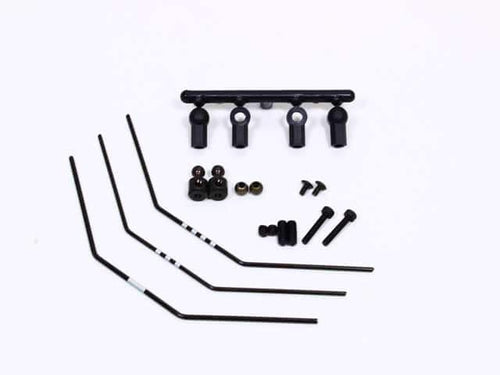Yokomo Z2-412FT - YZ-2T Front Stabilizer Set (1.3mm-1.5mm·3pcs)