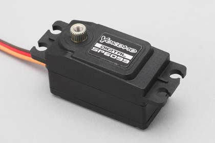 Yokomo SP6099 Low Profile Drift (0.09s/9.0kg/6.0V) Coreless Servo