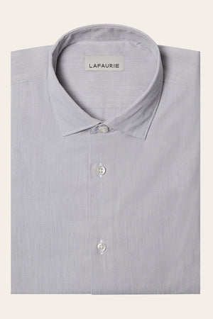 Chemise Texte - Blanc Taupe - LAFAURIE