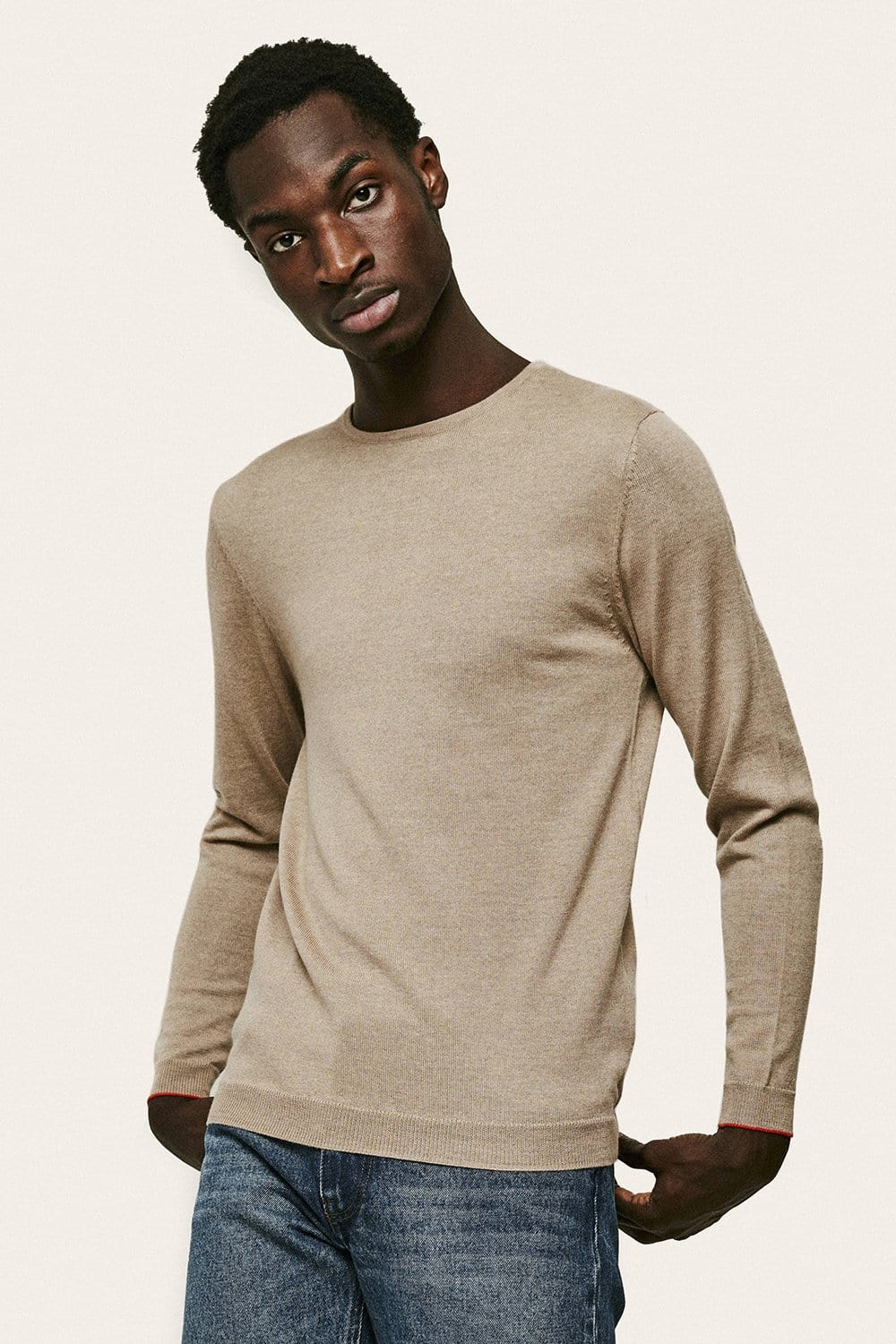 Pull Tim - Beige - LAFAURIE