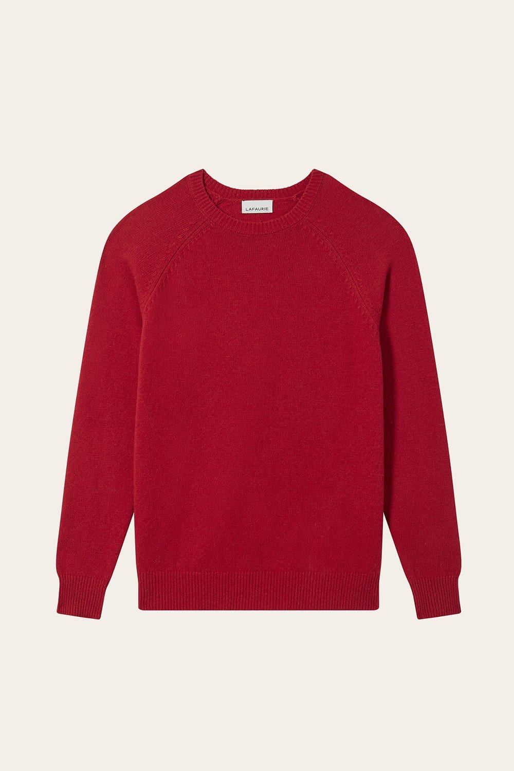 Pull Topaze - Rouge - LAFAURIE
