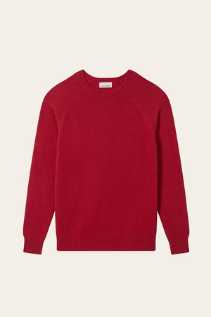 Pull Topaze - Rouge