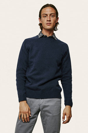 Pull Topaze - Workblue - LAFAURIE