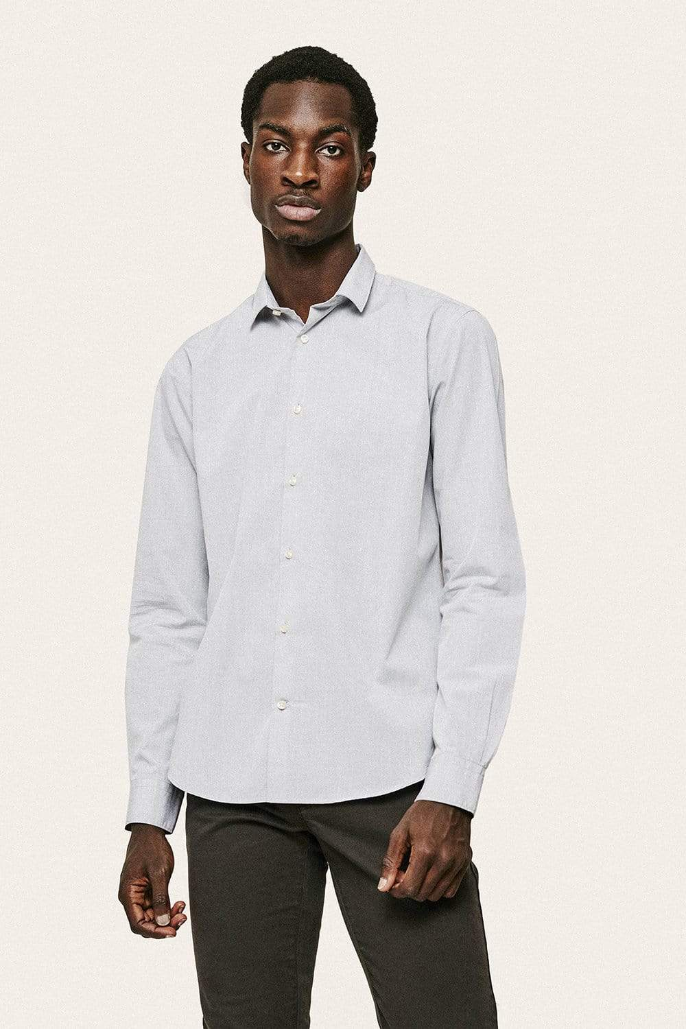Chemise Tracy - Gris - Lafaurie