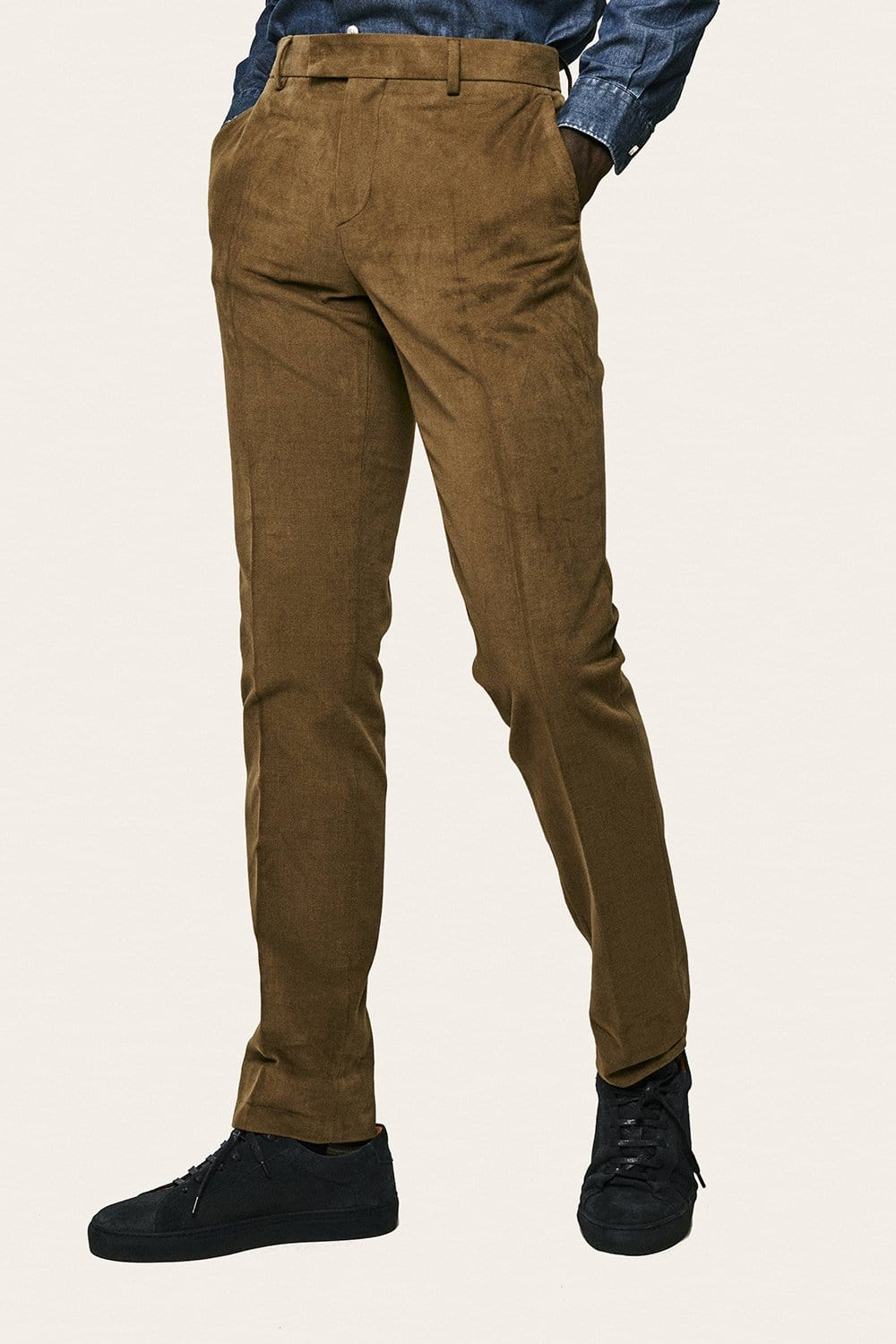 Pantalon Travel - Taupe - LAFAURIE