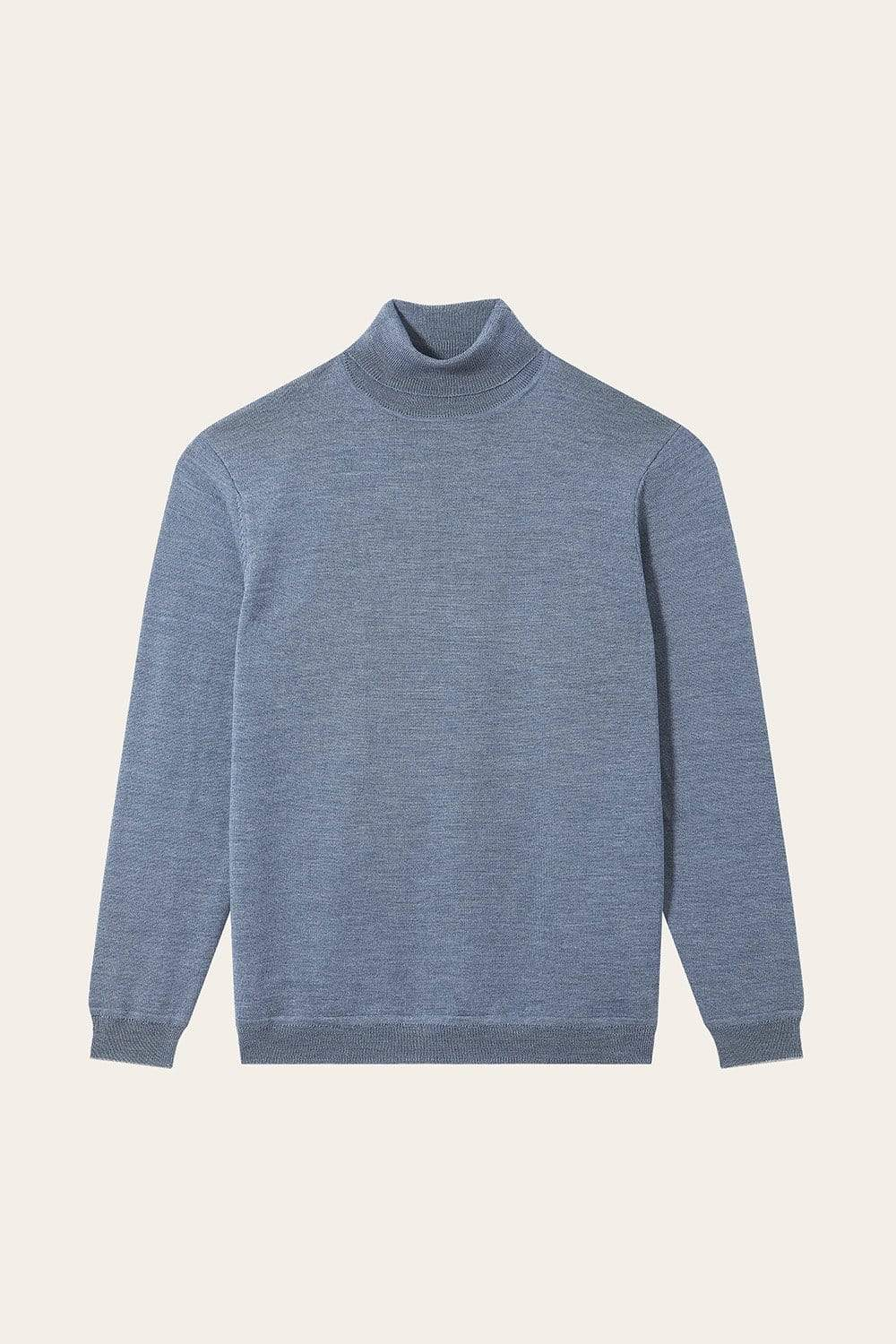 Pull Turtle - Denim - Lafaurie
