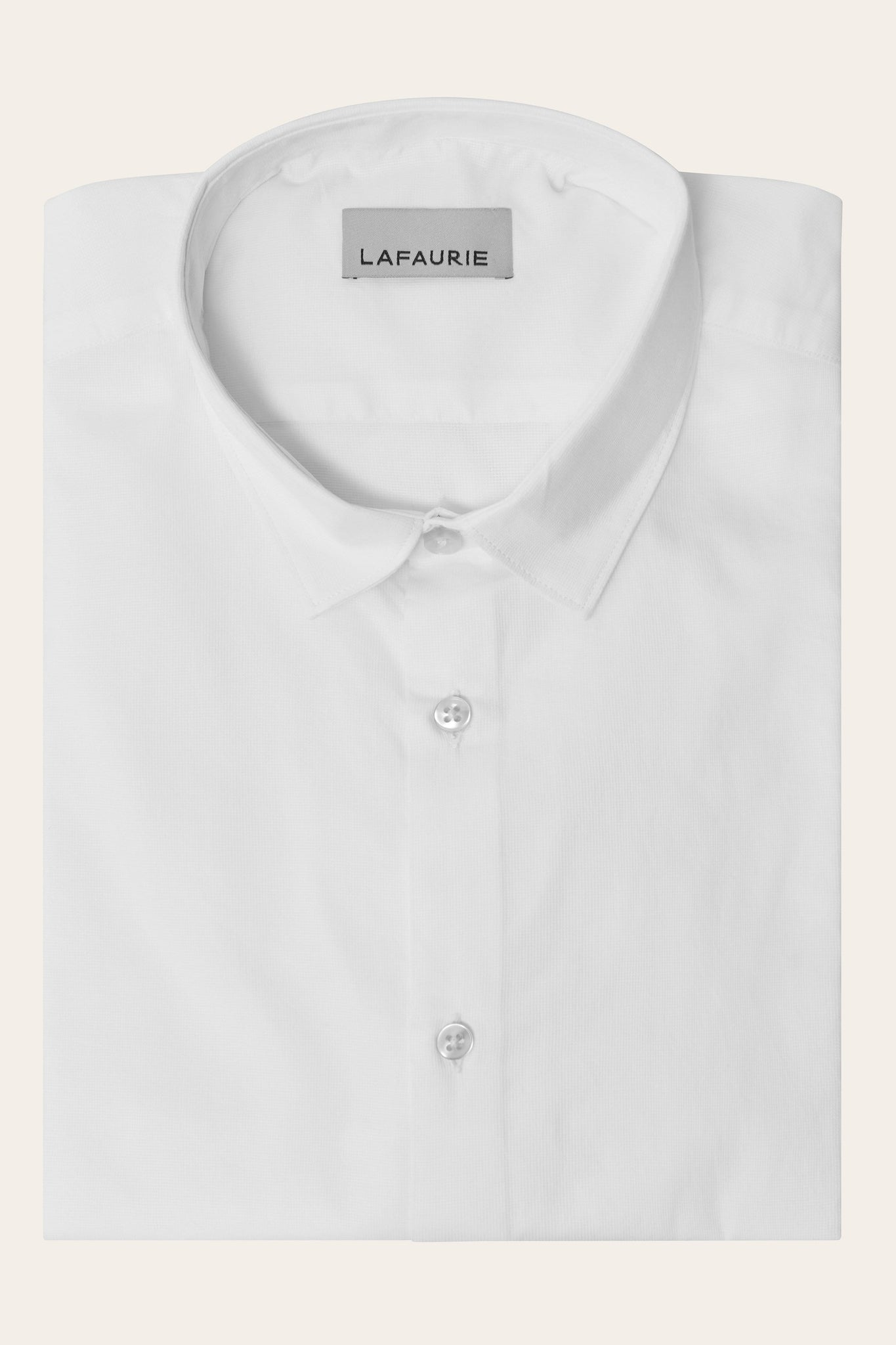 Chemise Serious - Blanc - Lafaurie