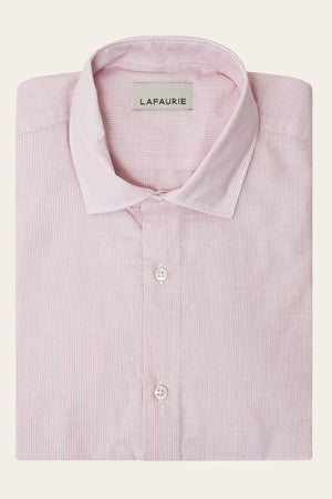 Chemise Siecle - Rose - LAFAURIE