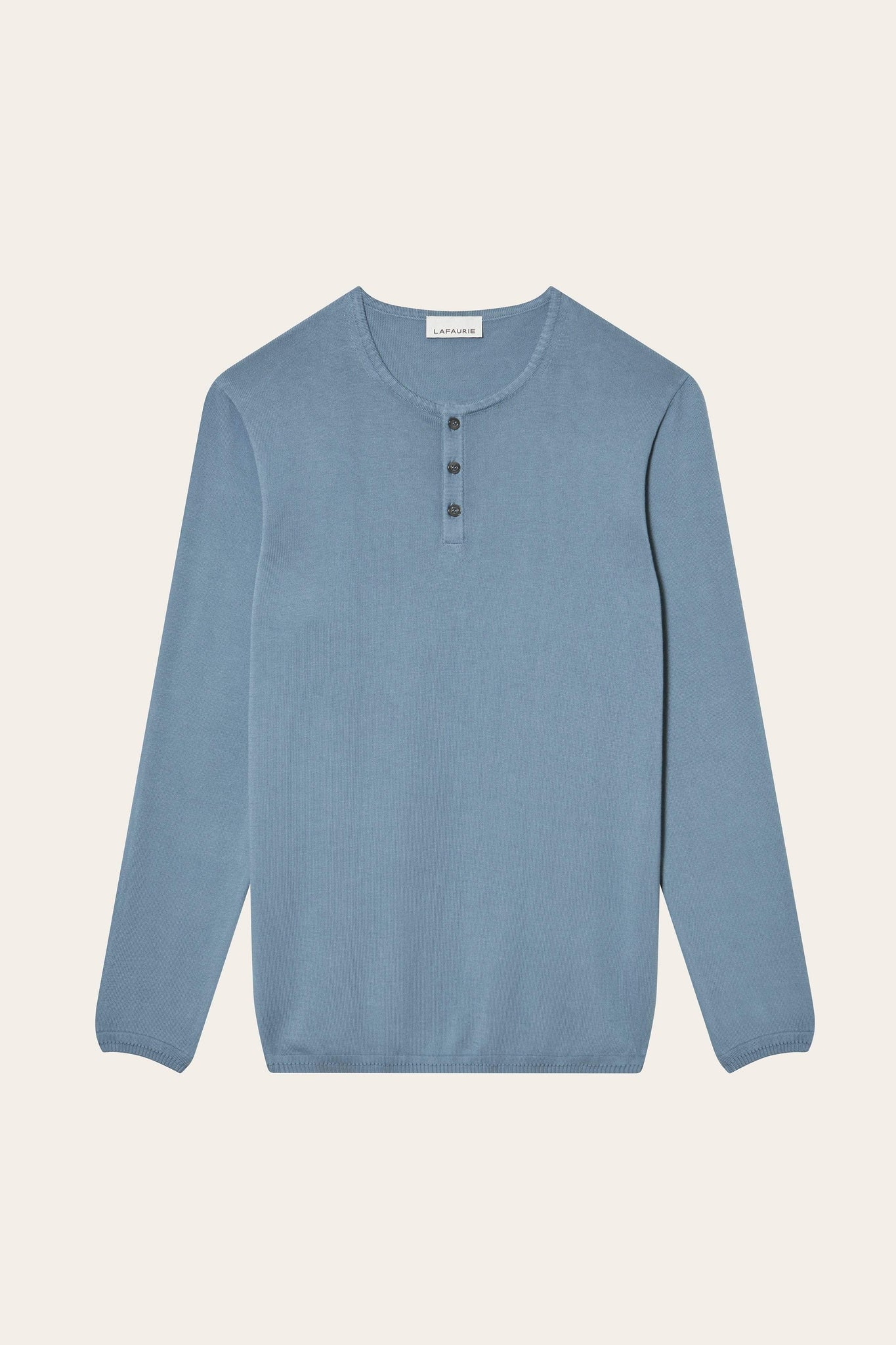 Pull Sud - Bleu Gris - LAFAURIE