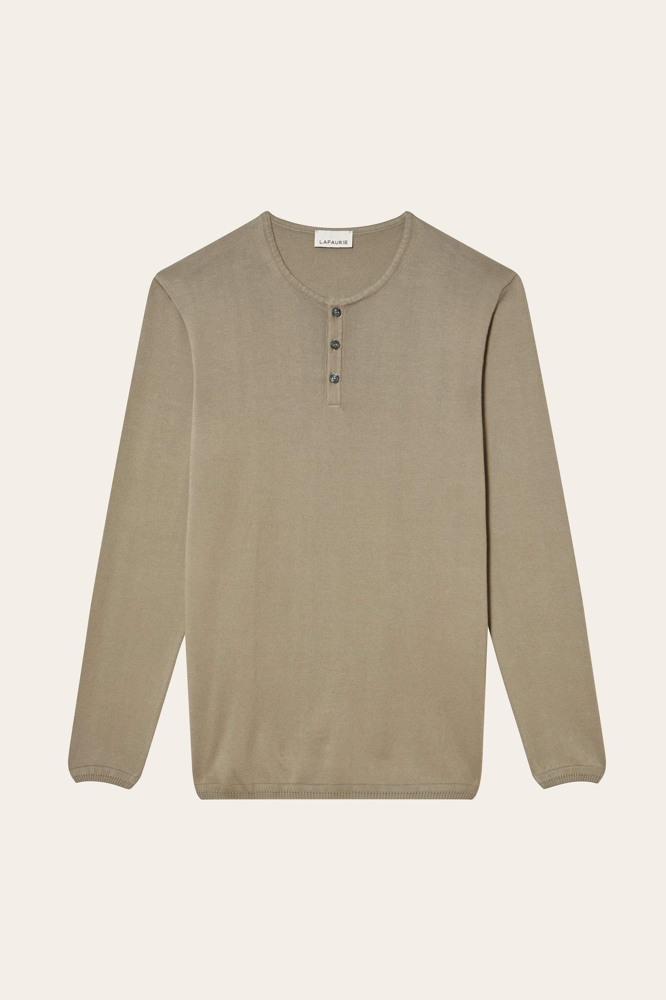 Pull Sud - Taupe - LAFAURIE