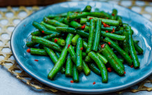 Load image into Gallery viewer, Wok Fried Green Beans (2-3 Serves)