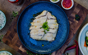 Hainan Chicken - Share Pack (GF Options Available)