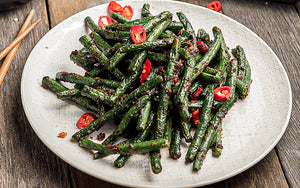 Wok Fried Green Beans (2-3 Serves)