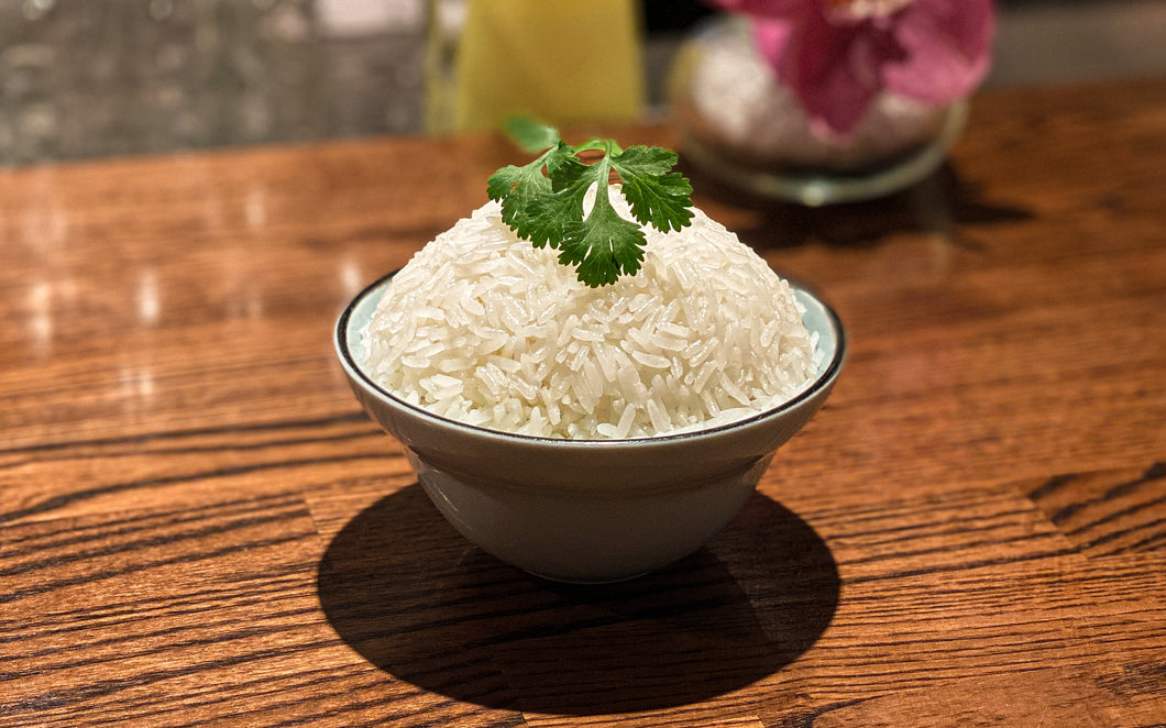 Steamed Jasmine Rice (500g)