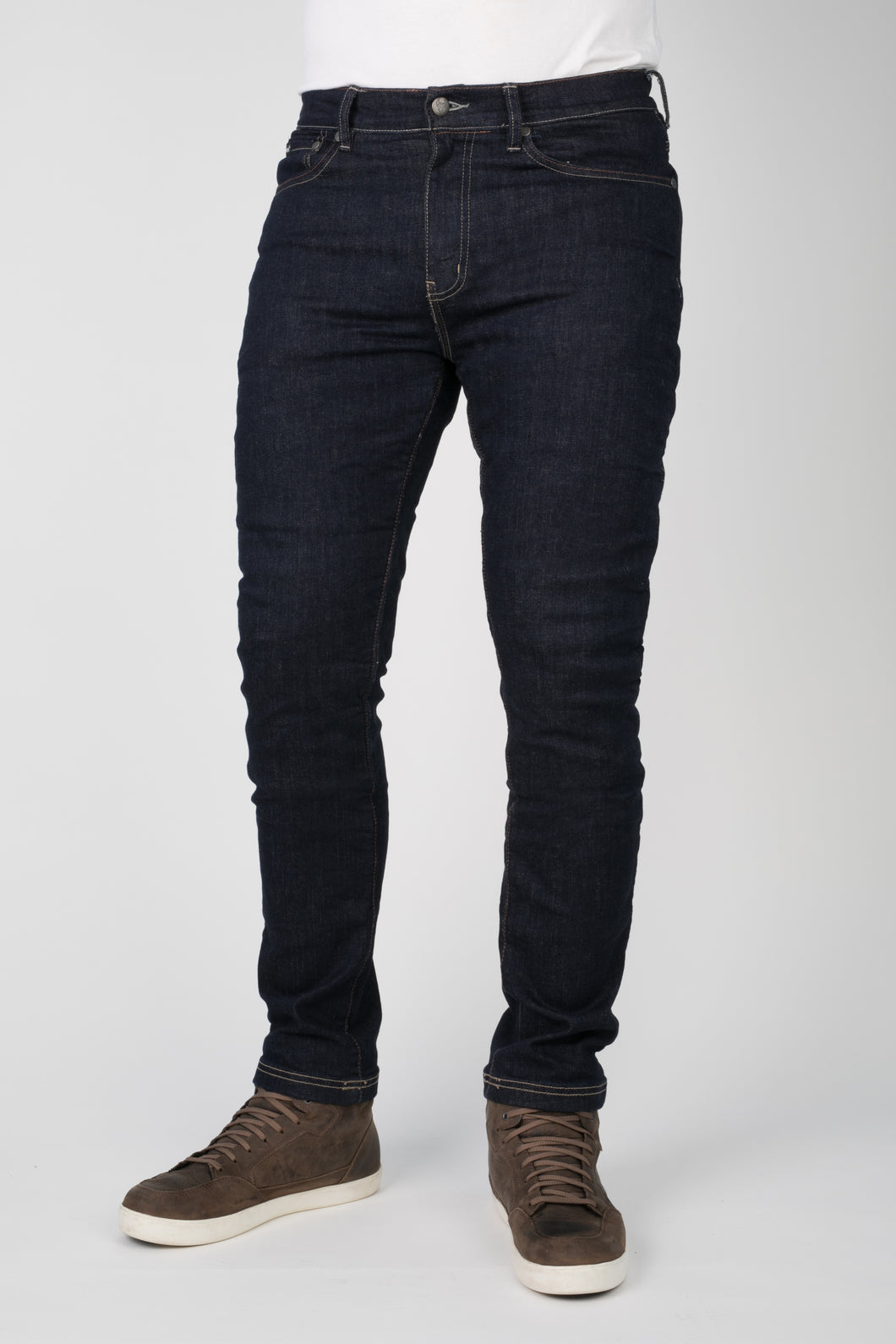 Mens SR6 Italian Blue Slim