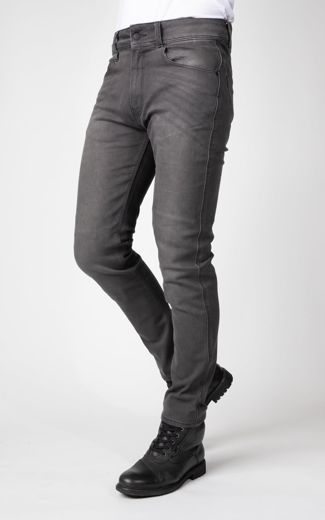 Mens Tactical Titan Grey Straight