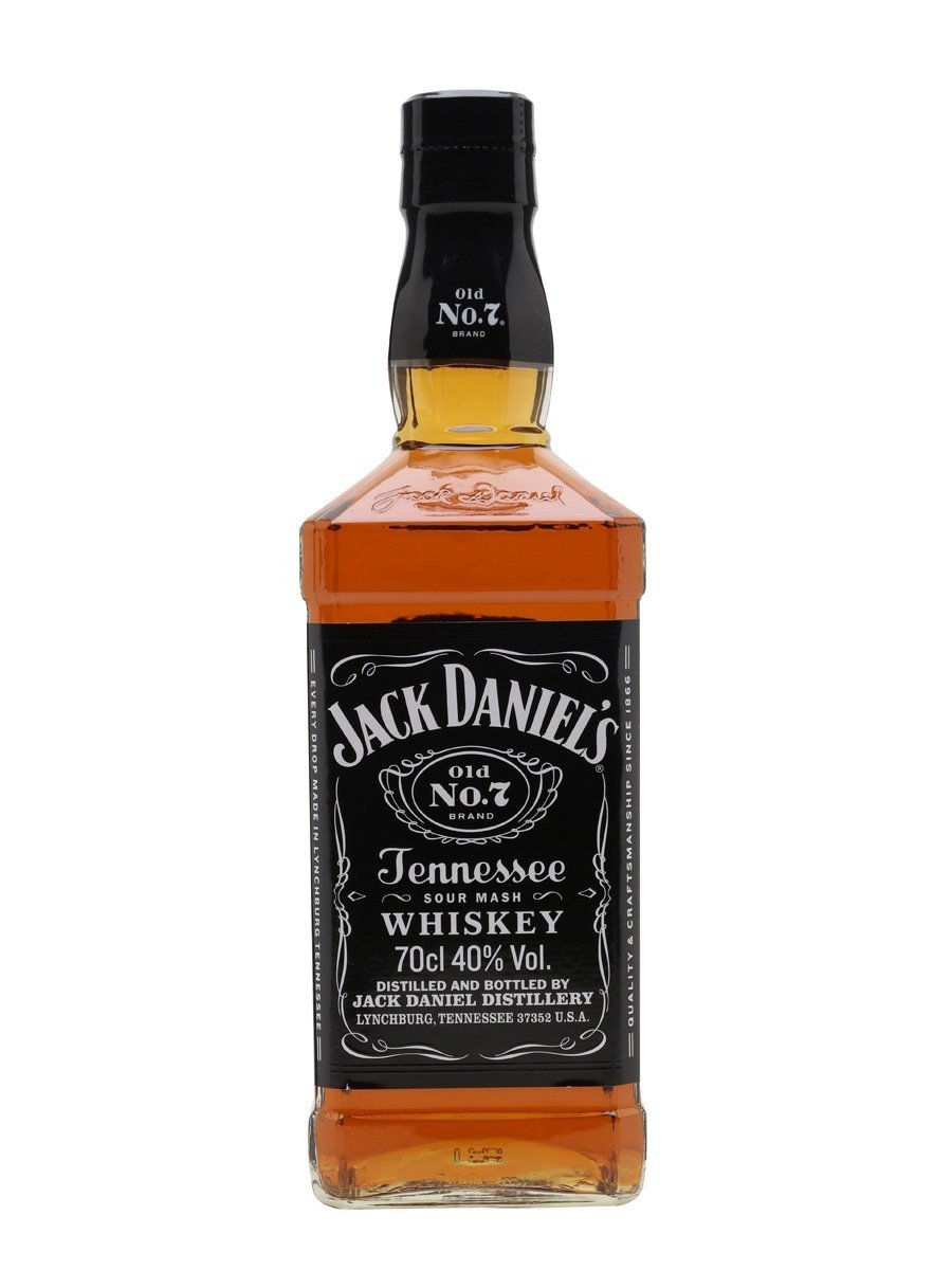 Jack Daniels Tennessee Whisky (700ml) - Edinburgh Booze Delivery