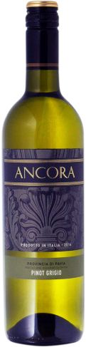 Ancora - Pinot Grigrio 2018 (750ml) - Edinburgh Booze Delivery