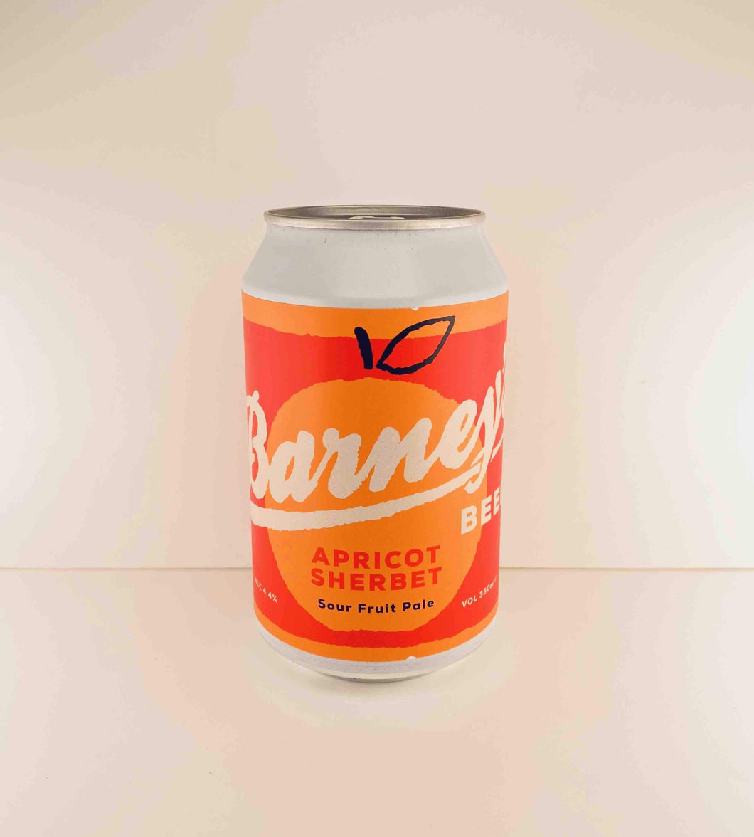 Barney's Beer - Apricot Sherbet (330ml) - Edinburgh Booze Delivery