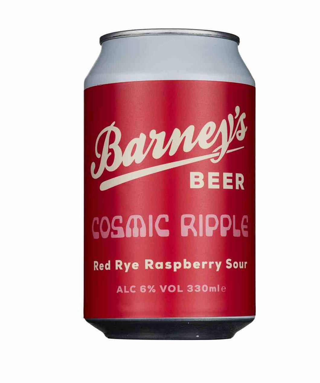 Barney's Beer - Cosmic Ripple Raspberry Sour (330ml) - Edinburgh Booze Delivery