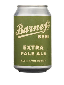 Barney's Beer - Extra Pale (330ml) - Edinburgh Booze Delivery