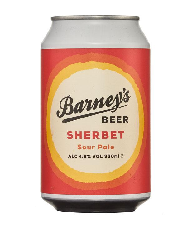Barney's Beer - Sherbet Sour (330ml) - Edinburgh Booze Delivery