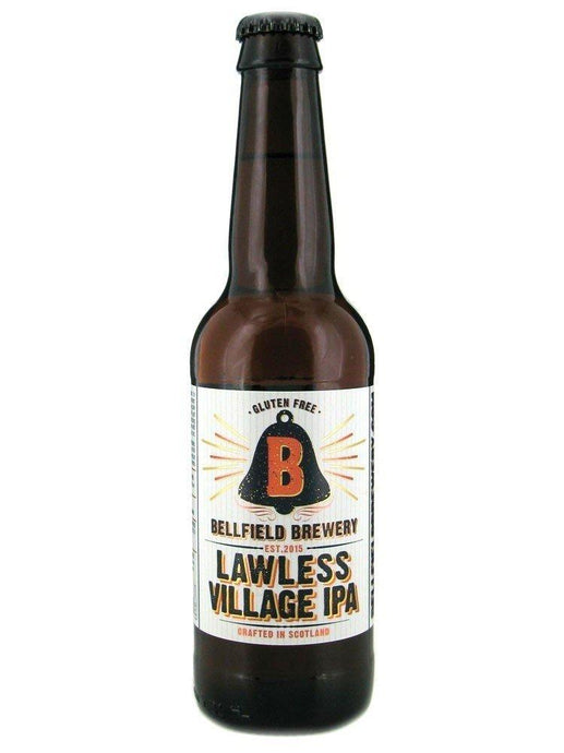 Bellfield Brewery - Lawless Village IPA (330ml) - Edinburgh Booze Delivery