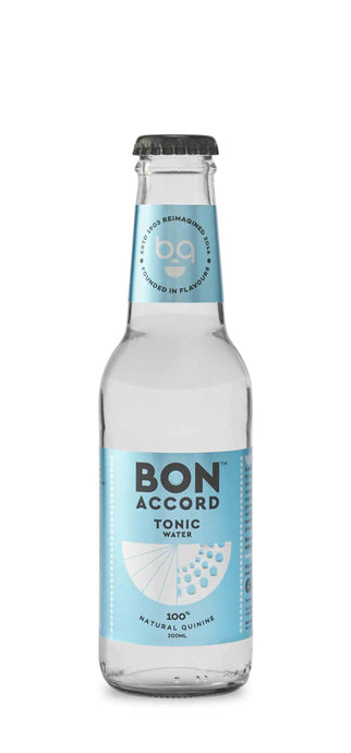 Bon Accord - Tonic Water (6x200ml) - Edinburgh Booze Delivery